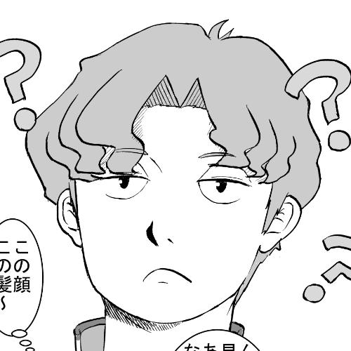 イラスト、Web漫画きのこぶ!!(仮)の部長
